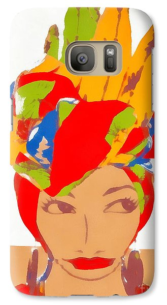 Galaxy Case featuring the photograph Bananas by Beto Machado