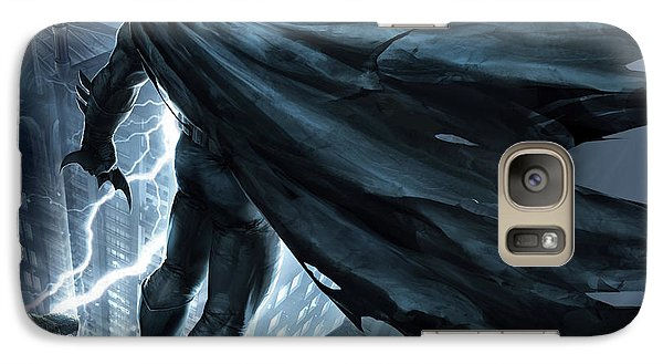 Knight Galaxy S7 Case - Batman The Dark Knight Returns 2012 by Geek N Rock