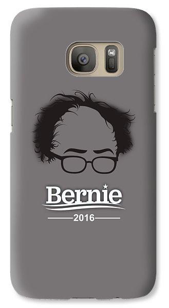 Bernie Sanders Galaxy Case by Marvin Blaine