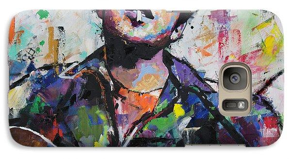 Bob Dylan Galaxy S7 Case by Richard Day