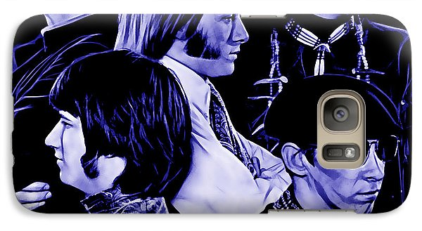 Buffalo Springfield Collection Galaxy Case by Marvin Blaine