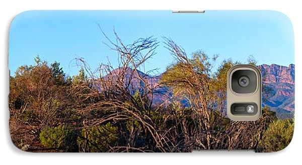 Galaxy Case featuring the photograph Bunyeroo Valley by Bill  Robinson