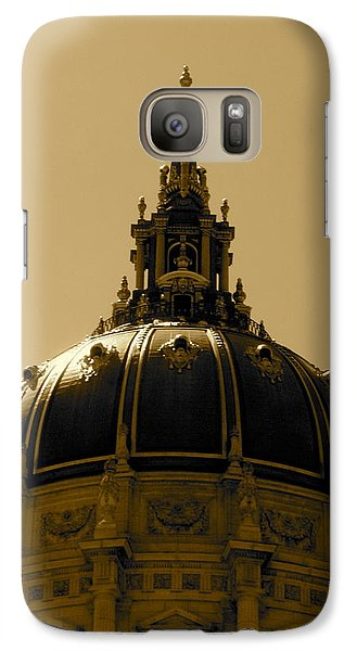 Galaxy Case featuring the photograph Cupula by Fanny Diaz