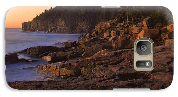 Galaxy Case featuring the photograph Dawn's Early Light by Stephen  Vecchiotti