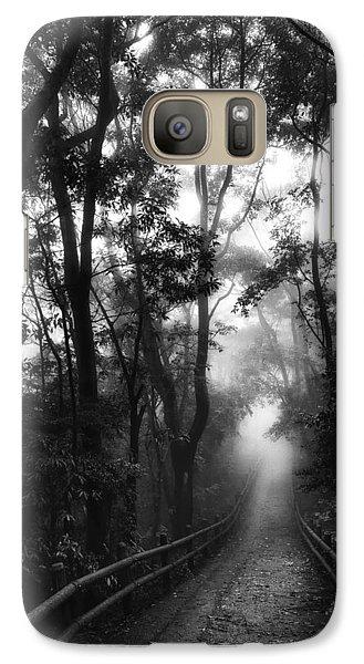 Galaxy Case featuring the photograph Dejavu by Hayato Matsumoto