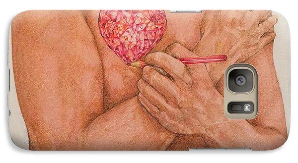 Embrace Love Galaxy S7 Case by Kent Chua