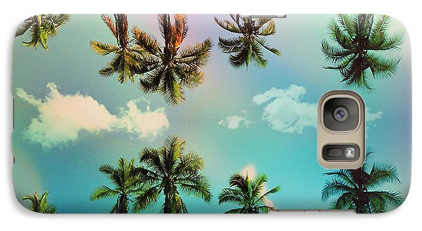 Venice Beach Galaxy S7 Case - Florida by Mark Ashkenazi
