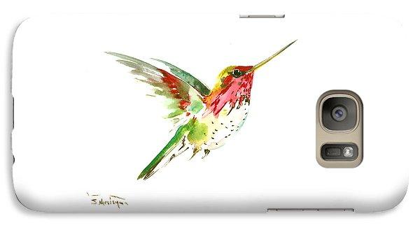 Flying Hummingbird Galaxy S7 Case
