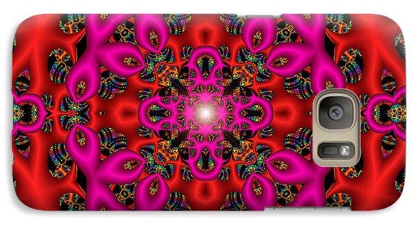 Galaxy Case featuring the digital art Glimmer Of Hope by Robert Orinski