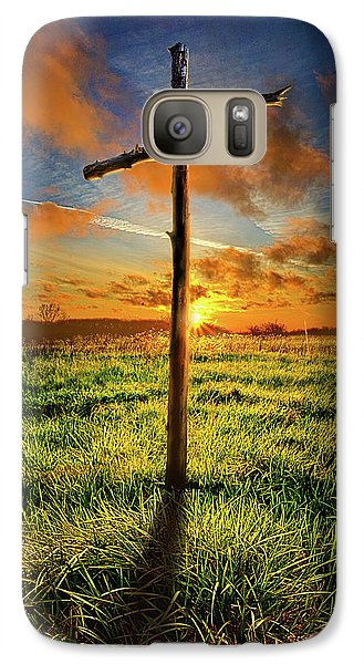 Galaxy Case featuring the photograph Good Friday by Phil Koch