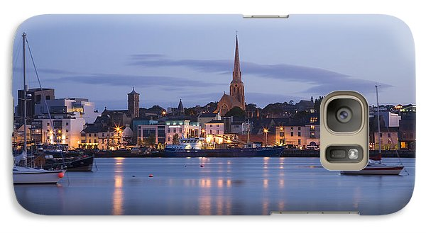 Galaxy Case featuring the photograph Irish Dusk by Ian Middleton