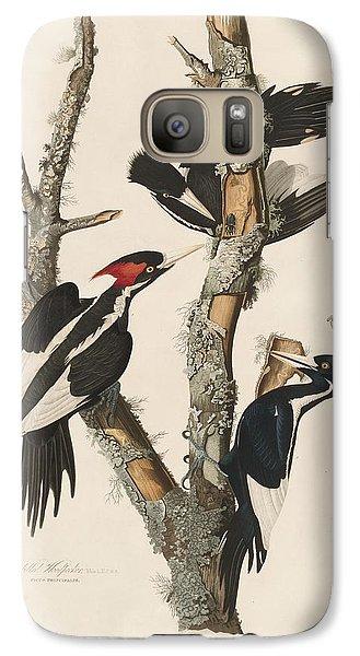 Ivory-billed Woodpecker Galaxy S7 Case