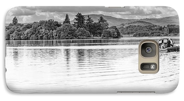 Lake Of Menteith Galaxy S7 Case