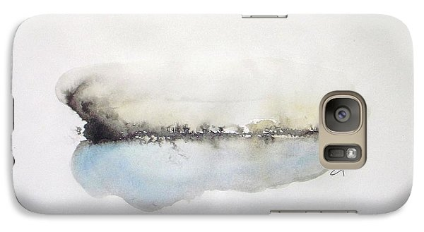 Abstract Galaxy S7 Case - Lake by Vesna Antic