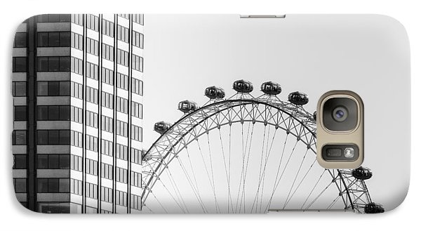 London Eye Galaxy S7 Case by Joana Kruse