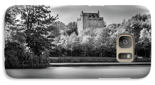 Mains Castle East Kilbride, Scotland Galaxy S7 Case
