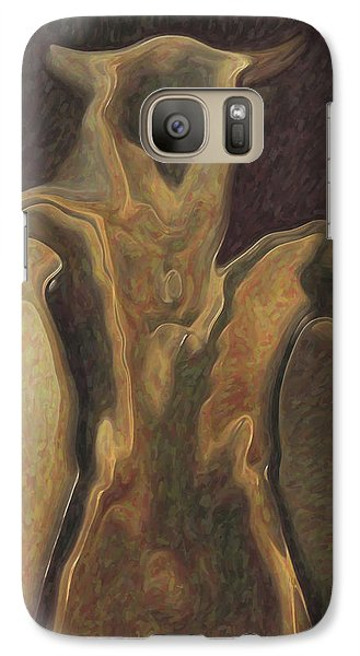 Minotaur  Galaxy Case by Quim Abella