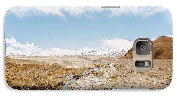 Galaxy Case featuring the photograph Mount Everest by Setsiri Silapasuwanchai