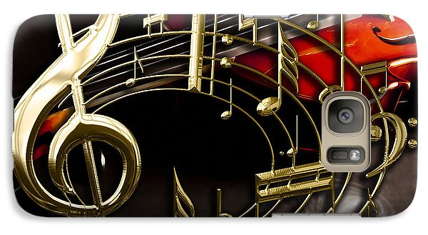 Musical Collection Galaxy Case by Marvin Blaine
