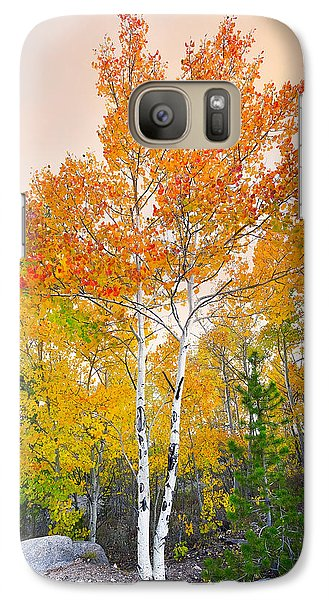 Galaxy Case featuring the photograph Only A Memory by Tim Reaves