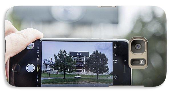 Penn State Beaver Stadium  Galaxy S7 Case