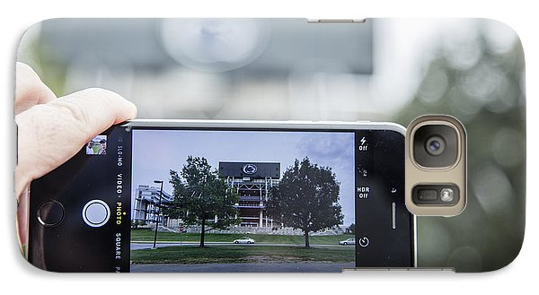 Penn State Beaver Stadium  Galaxy S7 Case by John McGraw