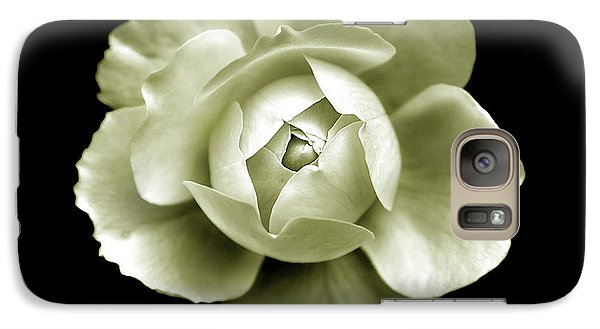 Galaxy Case featuring the photograph Peony by Charles Harden