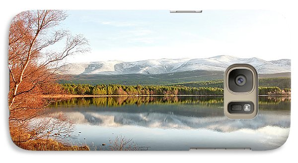 Galaxy Case featuring the photograph Aviemore by Gouzel -