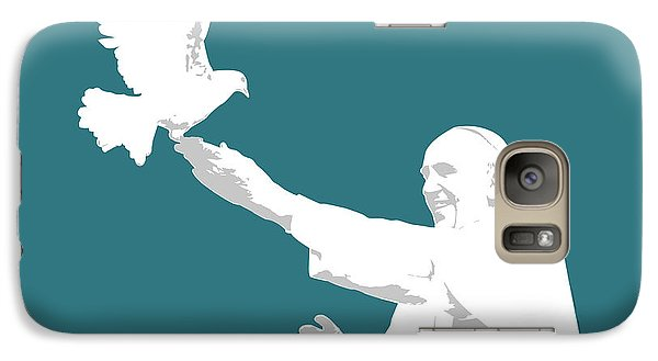 Pope Francis Galaxy S7 Case