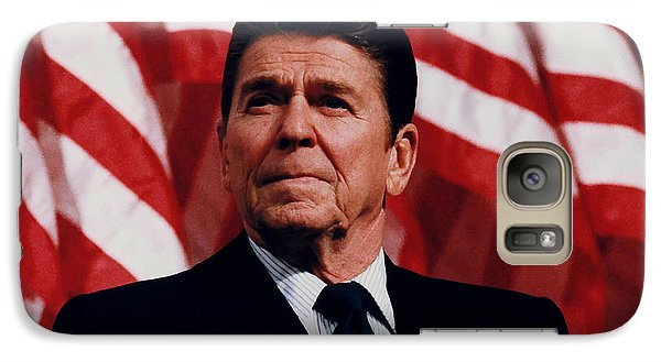 President Ronald Reagan Galaxy Case by War Is Hell Store
