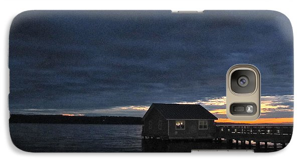 Galaxy Case featuring the photograph Redondo Pier by Sean Griffin