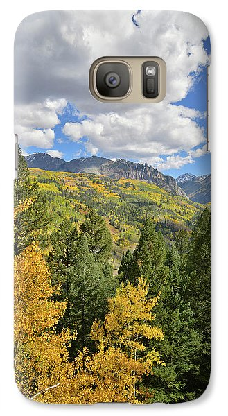 Galaxy Case featuring the photograph Road To Sunshine Mesa by Ray Mathis