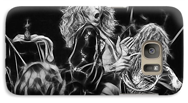 Robert Plant Led Zeppelin Galaxy Case by Marvin Blaine