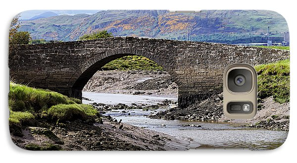 Galaxy Case featuring the photograph Scottish Scenery by Jeremy Lavender Photography