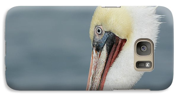 Galaxy Case featuring the photograph Simplicity by Fraida Gutovich