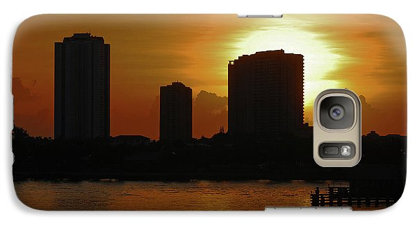 Galaxy Case featuring the photograph 2- Singer Island by Joseph Keane