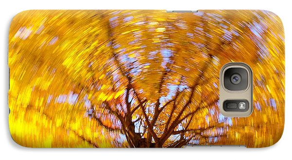 Spinning Maple Galaxy S7 Case