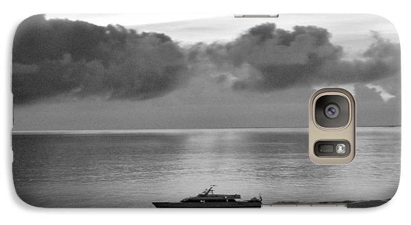 Galaxy Case featuring the photograph Storm Coming by Helen Haw