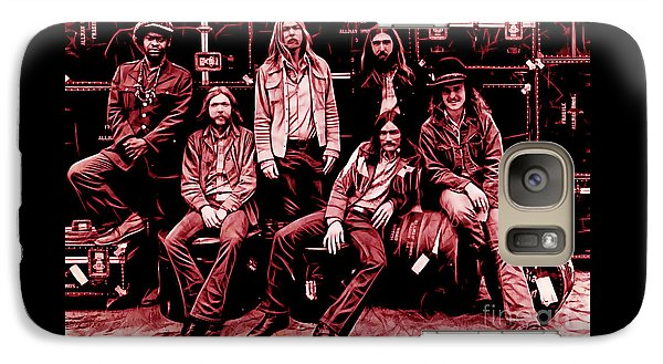 The Allman Brothers Collection Galaxy S7 Case
