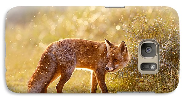 The Fox And The Fairy Dust Galaxy S7 Case