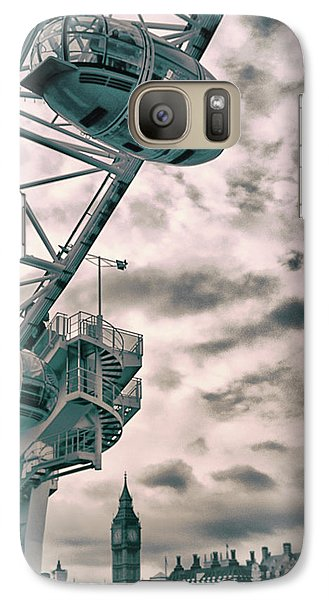 The London Eye Galaxy S7 Case