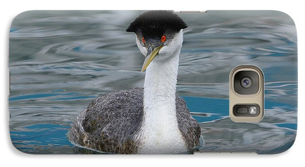 Galaxy Case featuring the photograph The Look by Fraida Gutovich