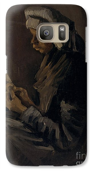 The Potato Peeler, 1885 Galaxy S7 Case