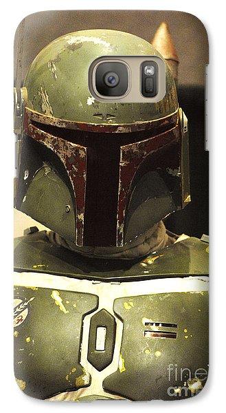 The Real Boba Fett Galaxy S7 Case