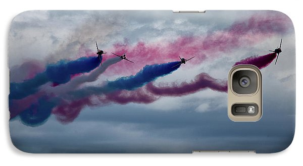 Airplanes Galaxy S7 Case - The Red Arrows by Smart Aviation