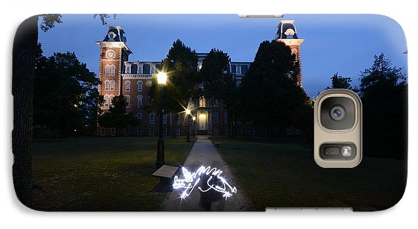 University Of Arkansas Galaxy S7 Case