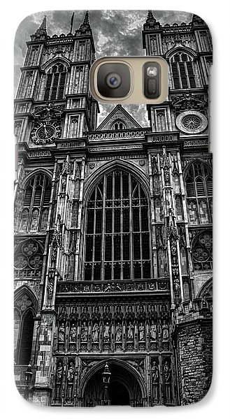 Westminster Abbey Galaxy S7 Case - Westminster Abbey by Martin Newman