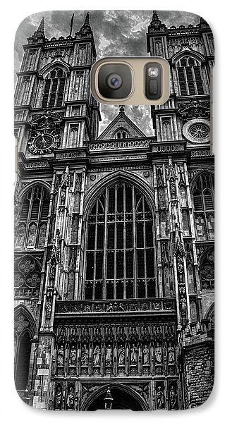 Westminster Abbey Galaxy S7 Case by Martin Newman