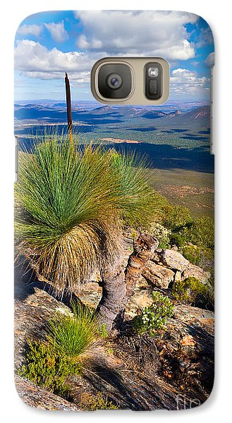 Galaxy Case featuring the photograph Wilpena Pound  by Bill  Robinson