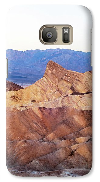 Galaxy Case featuring the photograph Zabriskie Point by Catherine Lau